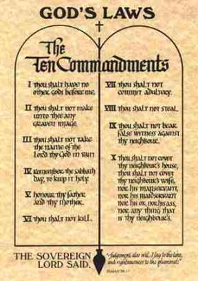film analysis decalogue10 commandments essay